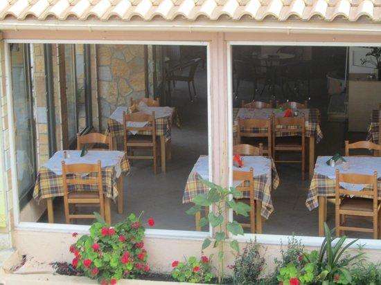 Dionysos Taverna: I tavoli