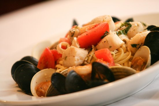 Guiseppe's Grille: Seafood Guiseppe