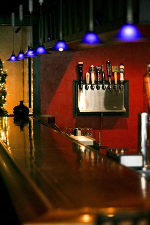 Guiseppe's Grille : Bar