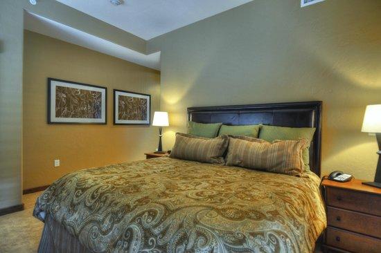 Trailhead Lodge: Guest Bedroom