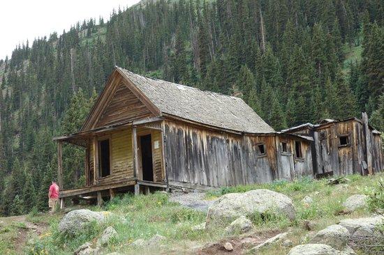 Animas Forks : Gustavson House