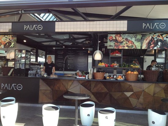 Palaeo: The Palæo bar
