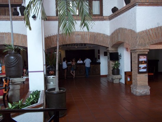 Hacienda Buenaventura Hotel & Mexican Charm All Inclusive: Lobby and Reception