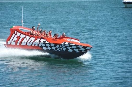 Dream Wave : Jet Boat, Awesome!