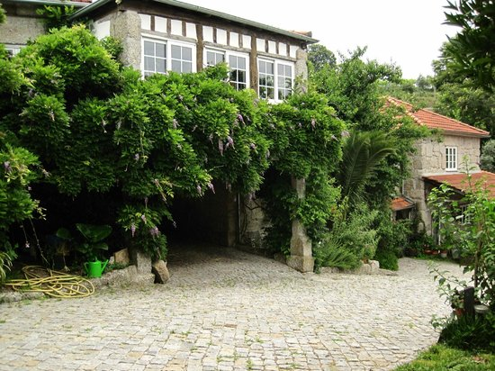 Quinta de Ribas : maison