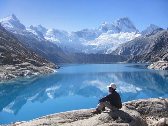 Hostal Alpes Huaraz: Alpamayo