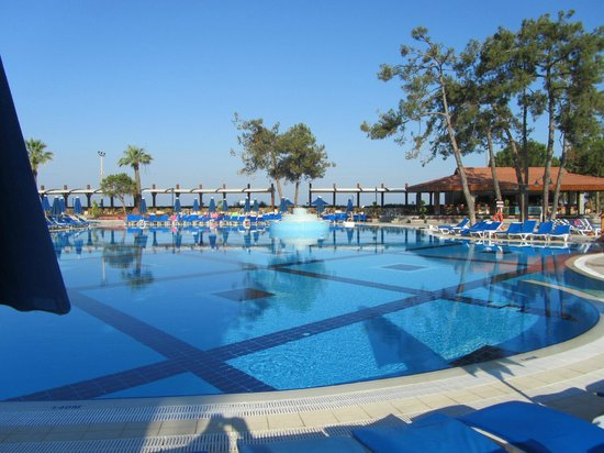 Kustur Club Holiday Village: View from the pool