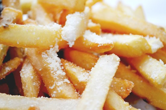 The Burger Joint : French Fries