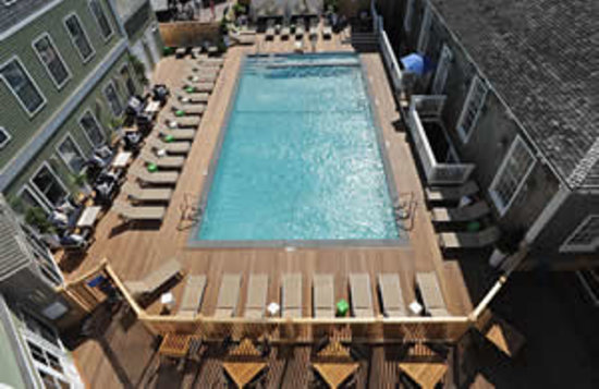 The Nantucket Hotel & Resort: Swim in one of our two outdoor, heated pools.
