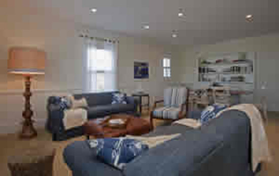 The Nantucket Hotel & Resort: Our spacious suites include living areas, kitchenettes, and bedrooms.