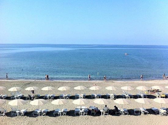 Il Fogliano : spiaggia