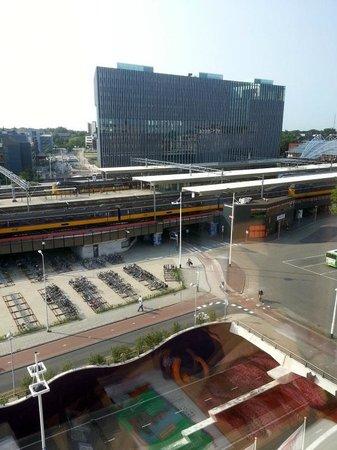 Ibis Leiden Centre: Room view (601)