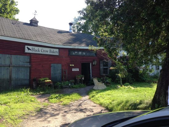 Litchfield, ME: Amazing hearty breads worth the travel