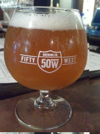 ‪Fifty West Brewery‬