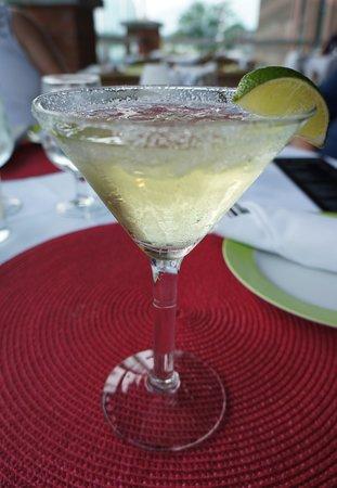 Restaurant Da Toni : Martini-Margherita