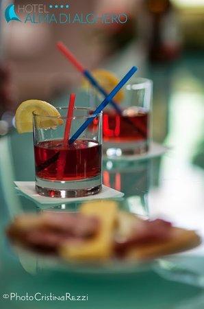 Alma di Alghero Hotel: Bar Hall