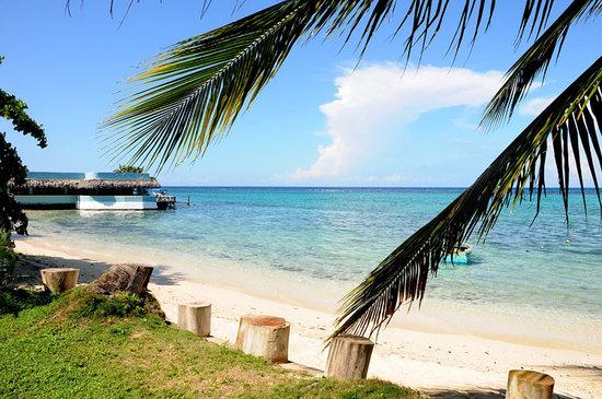 Countryman Tours: Private beach