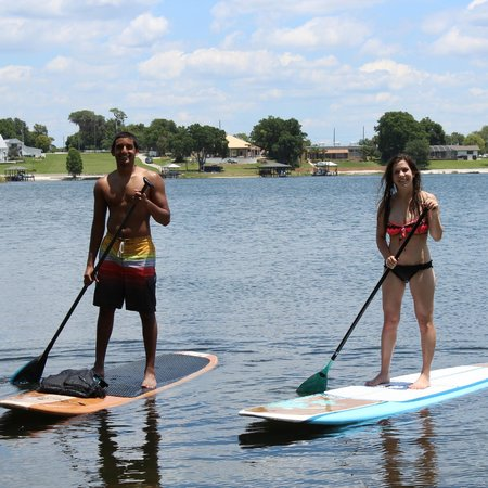 Paddleboard Winter Haven: First Time Fun