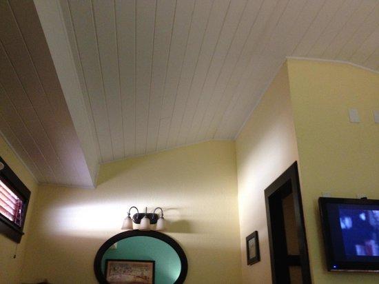 Paradise Inn: Great Ceilings