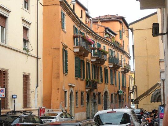 VeronAntica B&B: View of the hotel