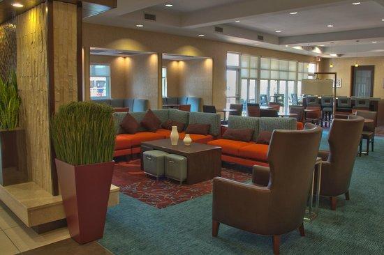 Residence Inn Columbia Northwest/Harbison: Lobby