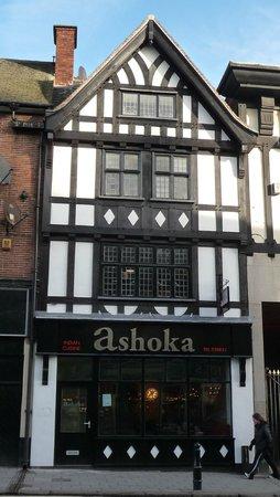 Ashoka: Tudor style