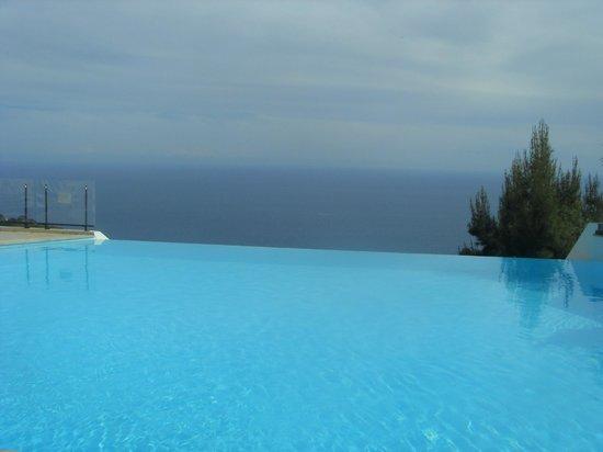 Hotel Les Terrasses d'Eze : vue exceptionnel!!!!