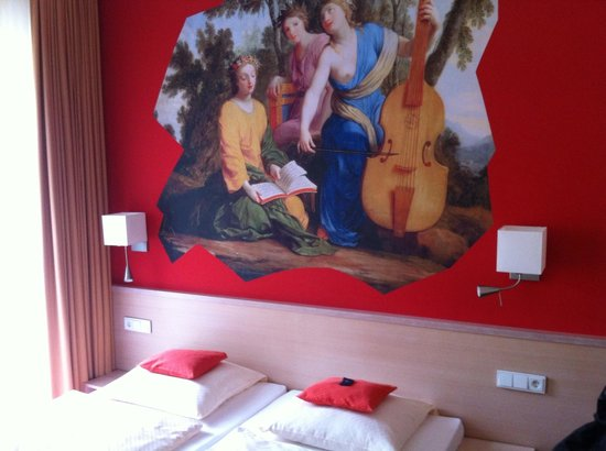 Hotel Adria Munchen : Familienzimmer