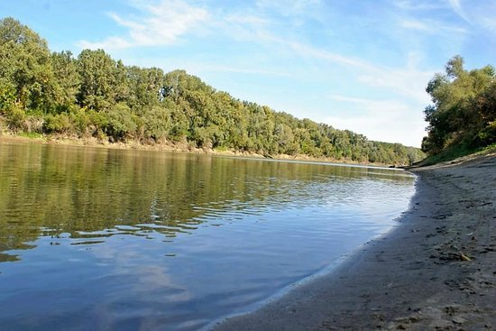 Hungary: for swimming and for watersports