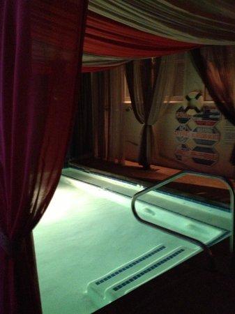 El Morocco Inn & Spa: Whirlpool