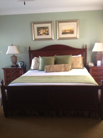 Ponte Vedra Inn & Club: King bed