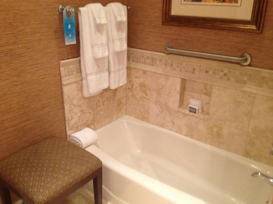 Ponte Vedra Inn & Club: Separate Bathtub