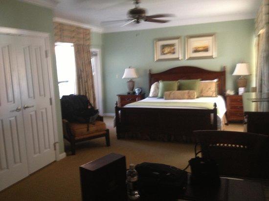 Ponte Vedra Inn & Club : View of room upon entering