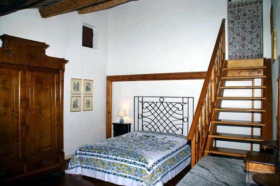 Fattoria dei Comignoli: camera-suite Ernesto
