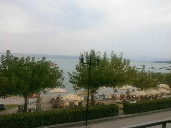 Sportsman Hotel: Hoteleigener Strand