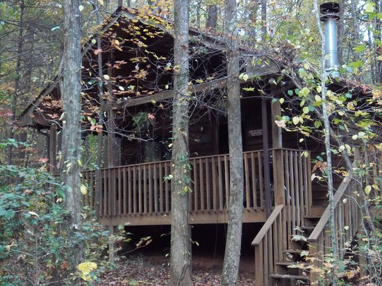 Tanglewood Cabins: Serenity Cabin