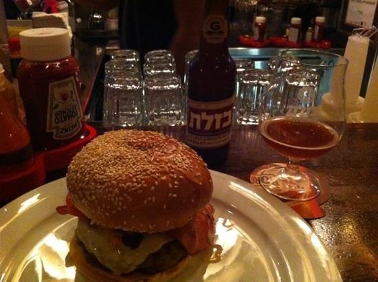 Agadir Bar Burger Photo