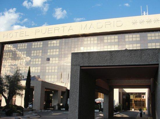Silken Puerta de Madrid: Hotel Silken Puerta Madrid