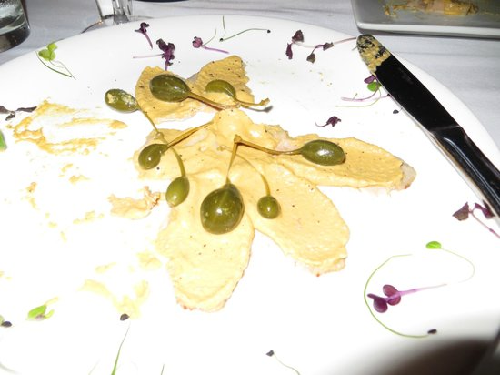 L'Isola : Best Vitello Tonnato ever