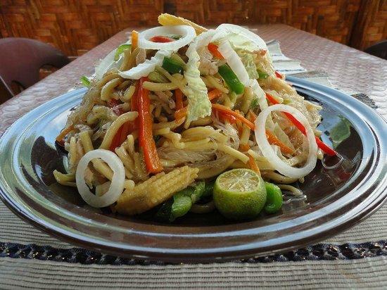 Woka Woka : Mongolian Stir Fried Noodles all you can eat