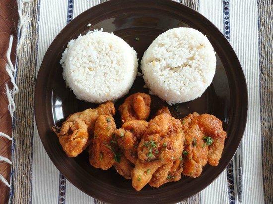 Woka Woka: Hot and spicy Buffalo Wings