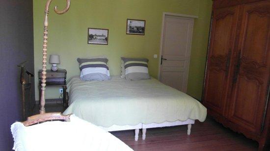 La Verrerie du Gast : The room we stayed vin