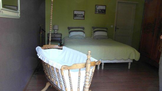La Verrerie du Gast : room we stayed in