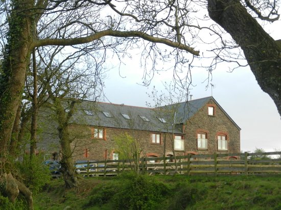 Hele Barton Farm Holiday Cottages: Hele Barton