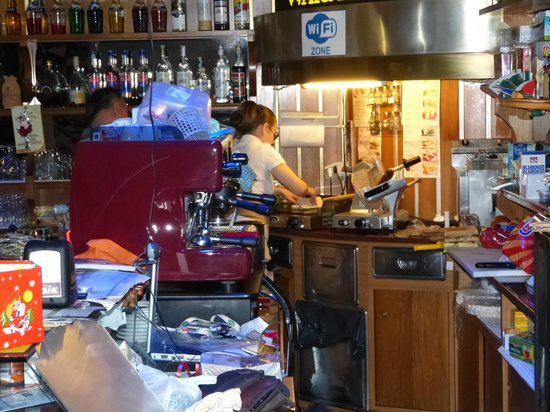 Birreria Paninoteca Il Punto : CI SI STANCA