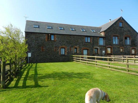 Hele Barton Farm Holiday Cottages: Hele Barton