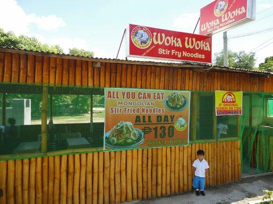 Woka Woka Restaurant in Lapu Lapu