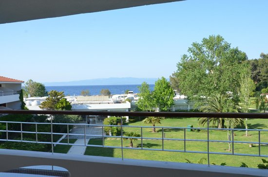 Skiathos Princess Hotel: From our room