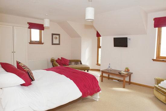 Kescoweth Bed and Breakfast: Bedroom