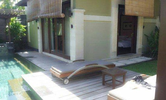 Pradha Villas: View